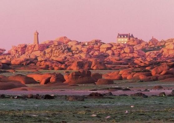Brittany's 'Pink Granite' Coast