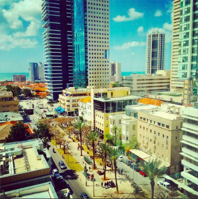 Downtown Tel Aviv ©TQ