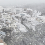 What Winter looks like on these greek islands will make you gasp