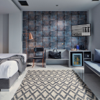 Our Favourite Boutique Hotel in Athens, 18 Micon St., Just Got Hipper (read on…)