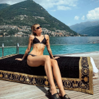 Miley Cyrus Shuns Mykonos for Italy; We Think We Know Why